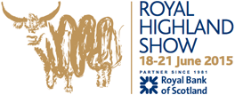 Mrs Mash at the Royal Highland Show 2015